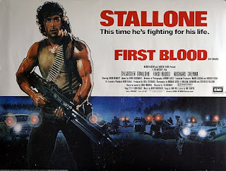 Affiche de Rambo first blood