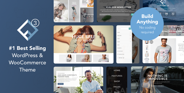 Download free WordPress Theme Flatsome (v3 8 1) 2019 ~ The Gull Place