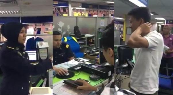 """Pegawai JPJ """"Fasih Cakap Mandarin"""" Dipanggil Jumpa Ketua Pengarah Selepas Videonya Jadi Viral.."""