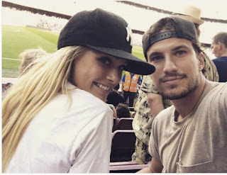 Roman Josi's  Girlfriend and Future Wife Ellie And Roman
