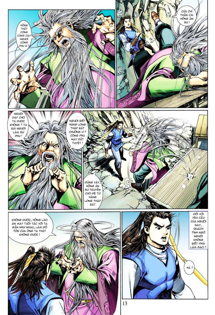 Anh Hùng Xạ Điêu anh hùng xạ đêu chap 40 trang 13