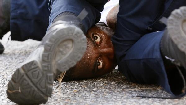 Van 509 muertos en manos de policías de EE.UU. solo en 2016