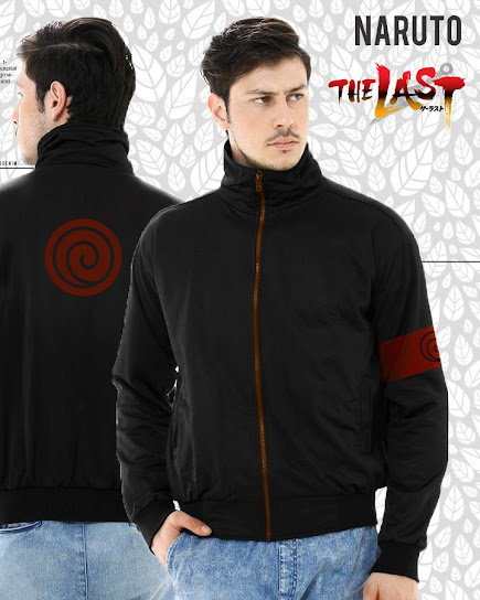 jas exclusive jaket naruto