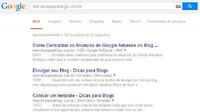 Porque meu Blog não Aparece no Google