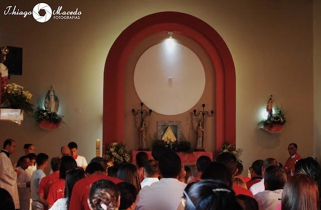Secretária de Educação de Amparo convida toda a População para a Missa dos Concluintes do 9º ano