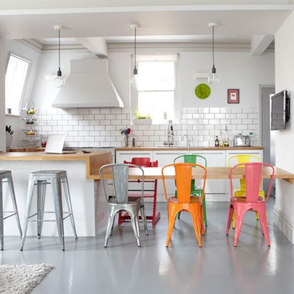 slomo eine neue k che. Black Bedroom Furniture Sets. Home Design Ideas