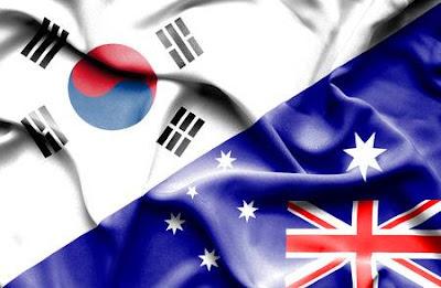 Live Streaming South Korea vs Australia AFC U 16 22.9.2018