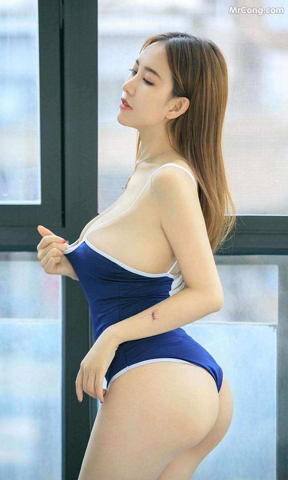 Image UGIRLS-Ai-You-Wu-App-No.1609-Yue-Yin-Tong-MrCong.com-006 in post UGIRLS – Ai You Wu App No.1609: Yue Yin Tong (月音瞳) (35 ảnh)
