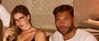 Giuseppe Lama fidanzato Aida Yespica