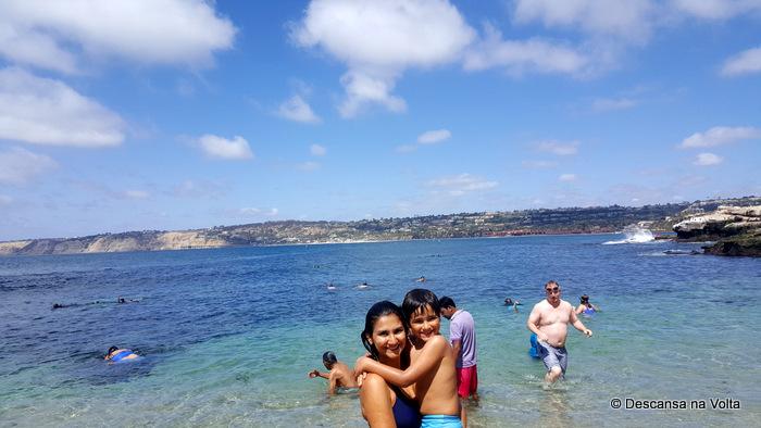 La Jolla Cove, San Diego, Califórnia