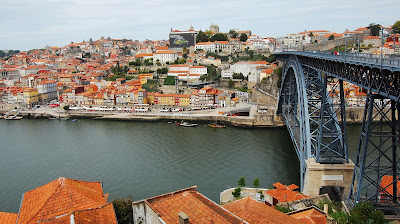 Ponte Luis I; Porto, Portugal