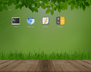 Slax desktop