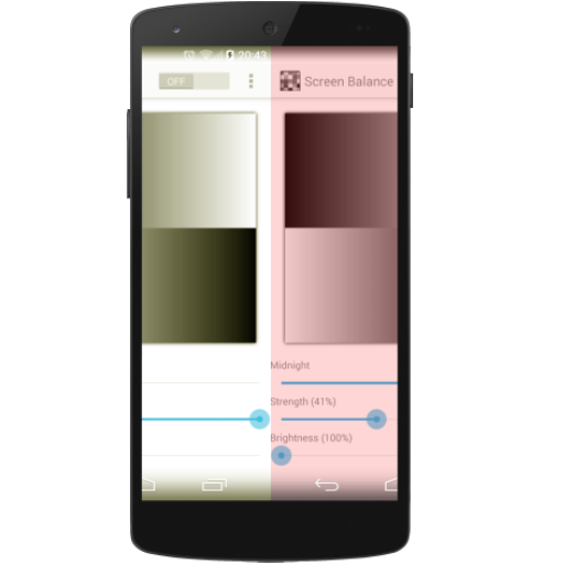 Screen Balance v7.9 APK