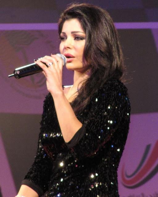 haifa wahbe sexy 2016