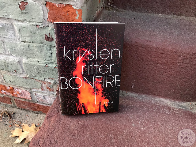 Book Review of Bonfire by Krysten Ritter