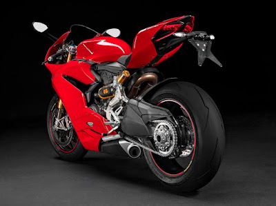 Ducati 1299 Panigale S back look