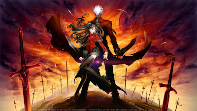 Fate Stay Night Unlimited Blade Works S1 (480p) Batch Sub Indo
