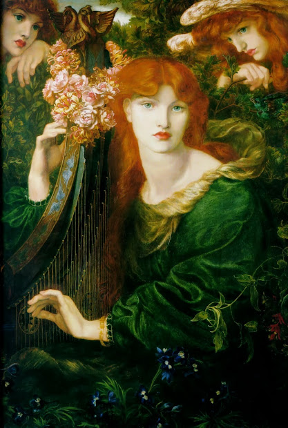 Jane Morris Pre Raphaelite Muse And Daughters La Ghirlandada