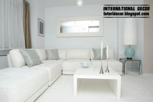 Small Apartment Color Schemes Tricks To Visually Enlarge