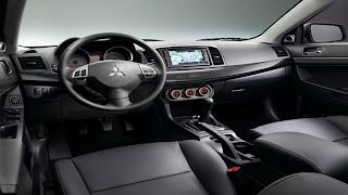 Dream Fantasy Cars-Mitsubishi Lancer 2012
