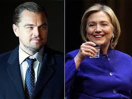 Leonardo DiCaprio to host fund-raiser for r Democratic party presidential nominee Hillary Clinton