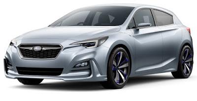 2020 Subaru Impreza Concept, prix et date de sortie Rumeur, 2020 Subaru Impreza