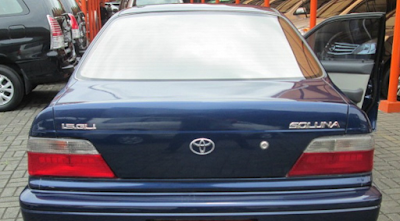 Eksterior Toyota Soluna 1997 1998 1999