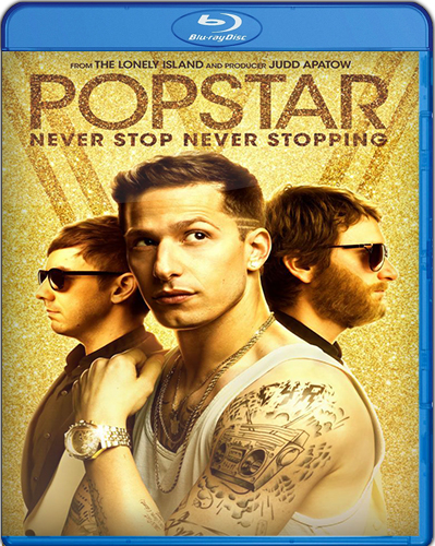 Popstar: Never Stop Never Stopping [BD25] [2016] [Latino]