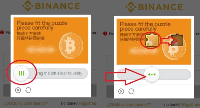 iniciar sesión en binance comprar coin Request