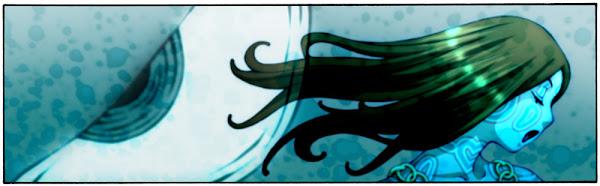 映画『ゴジラ対ヘドラ』劇中イメージをもとに描いてみた絵