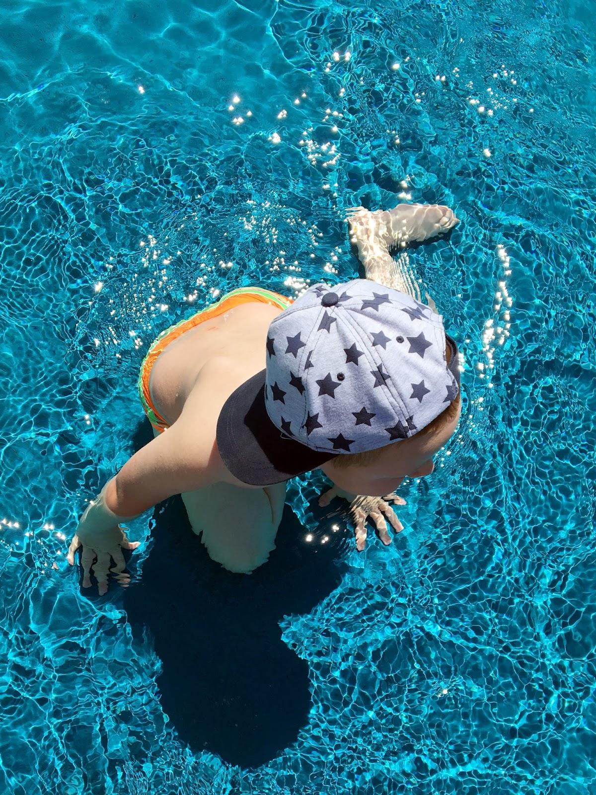 ochrona przeciwsłoneczna dla dziecka