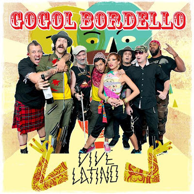 Gogol Bordello - Vive Latino 2012 (2012)