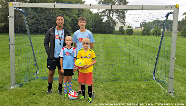 soccer camp review