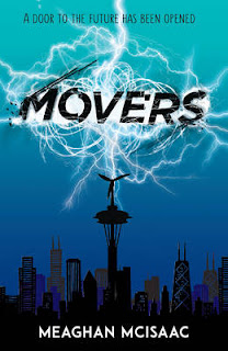 Movers cover design.