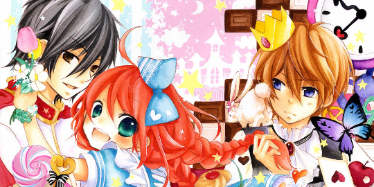 Prince & Hero, Daisy Yamada, Manga, Critique Manga, Delcourt / Tonkam,