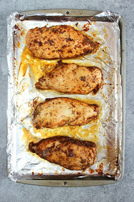THE VERY BEST OVEN BAKED CHICKEN BREAST