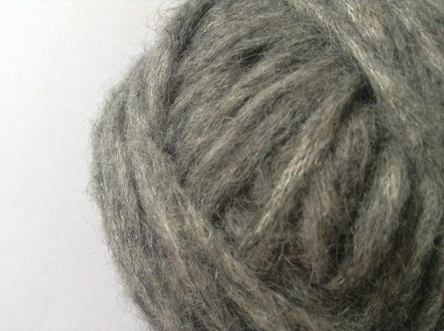 Peruvian alpaca yarn with silk