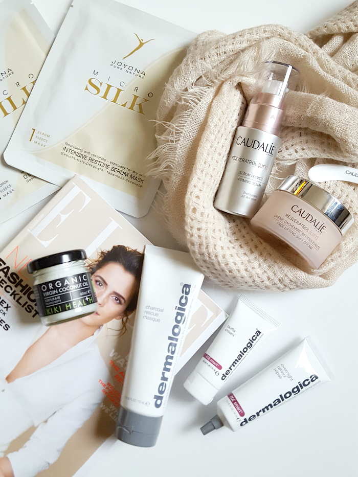 New & Tested: Skin Care - CAUDALIE, dermalogica, KIKI Health, JOYONA Pure Nature