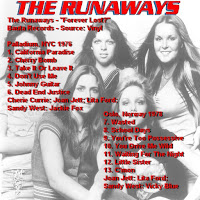 Reliquary Runaways The Forever Lost Sbd