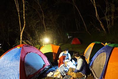 camping ground kaliandra