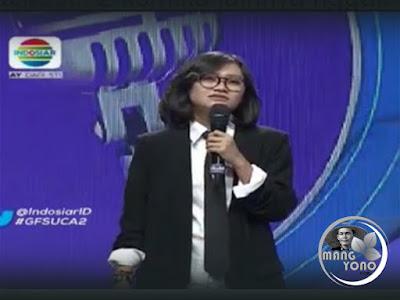 Aci Resti Tangerang Stand Up Comedy Academy (SUCA ) 2