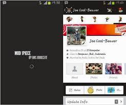 Download Facebook Mod Tema One Piece apk