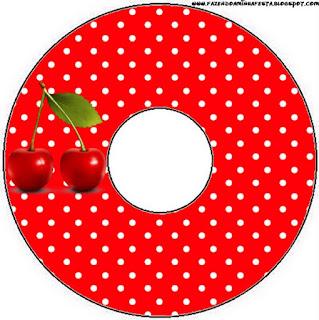 Guindas: Etiquetas para Candy Buffet para Imprimir Gratis.
