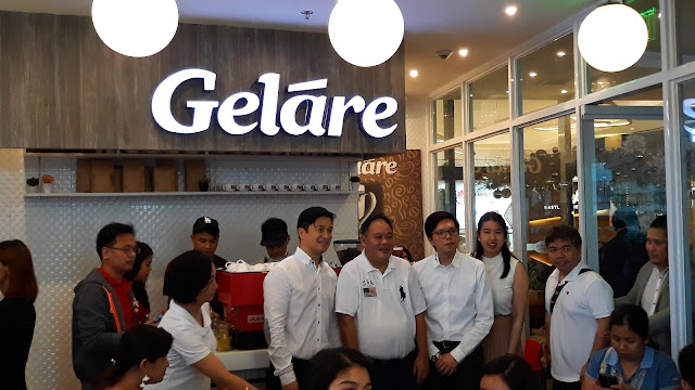 gelare philippines officers