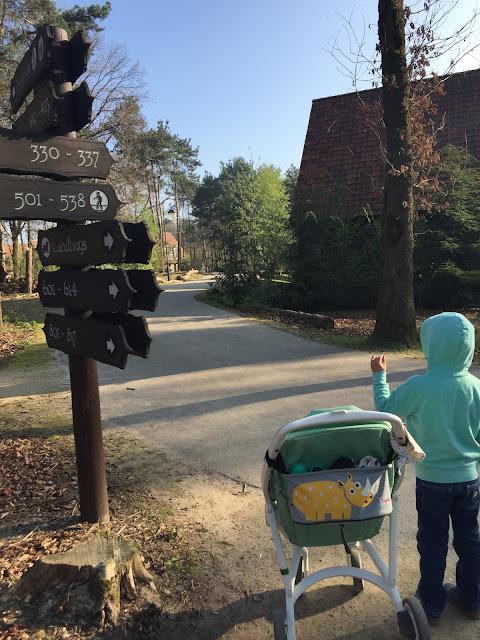 den ferienpark Bosrijk entdecken