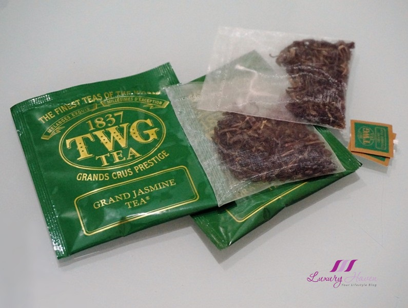 twg grand crus prestige grand jasmine tea recipe
