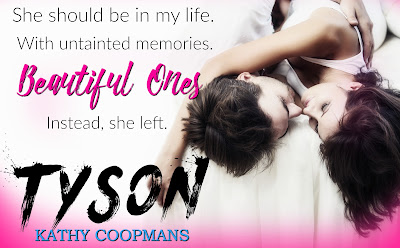 Teaser for Tyson by Kathy Coopmans