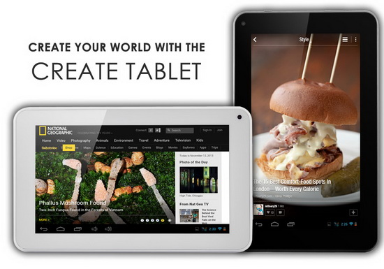 Download stock firmware for E-ceros Create tablet ~ China
