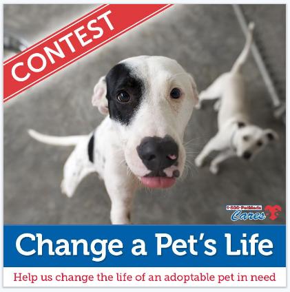 Change a Pet's Life logo