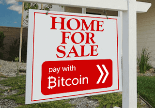 Home for sale Pay in Bitcoin Only
